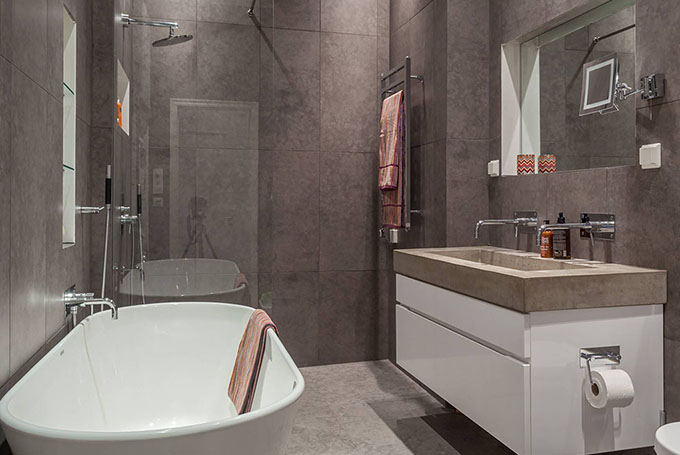 Small Bathroom Renovations Inner West Sydney Budget Remodeling - Economical bathroom renovations