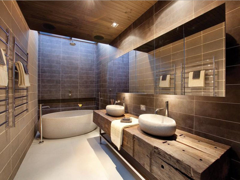 bathroom renovation project in sydney