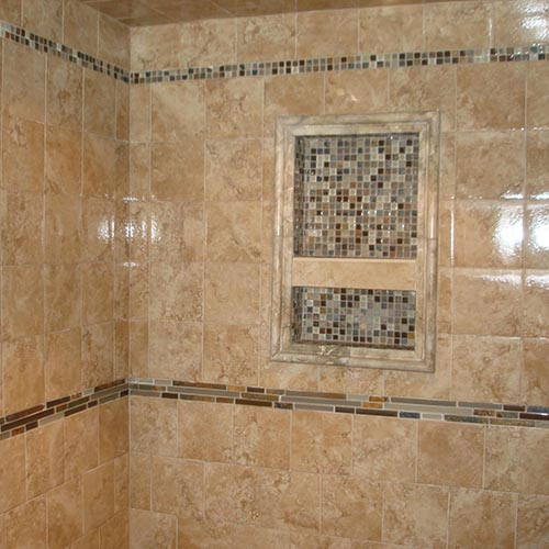 porcelain ceramic bathroom tile design