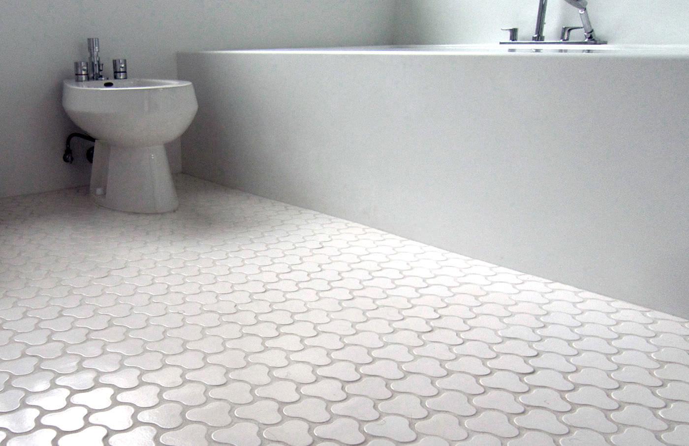 Floor Design for Your Bathrooms