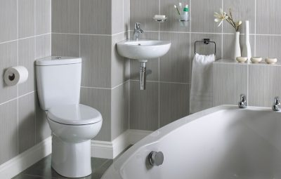 How to make small bathroom appear bigger