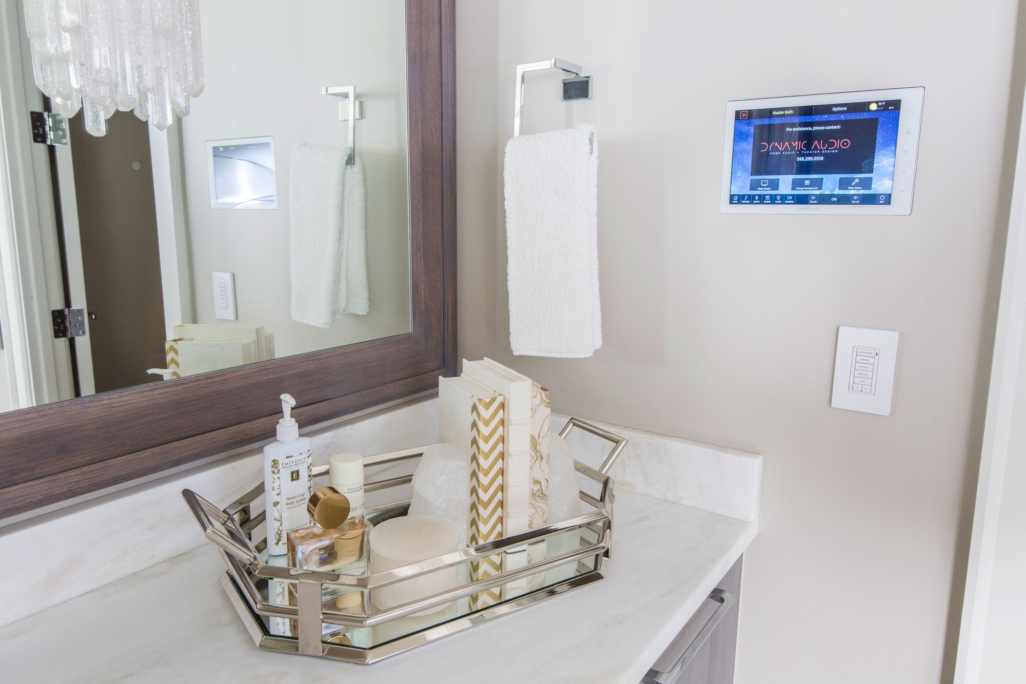 Automating Bathroom for Comfort