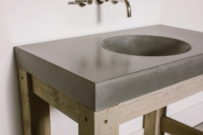 Concrete Sinks for Bathrooms