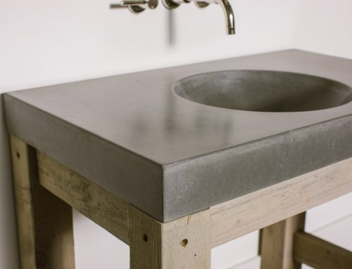 Concrete Sinks- Their Advantages and Disadvantages in a Bathroom Remodel