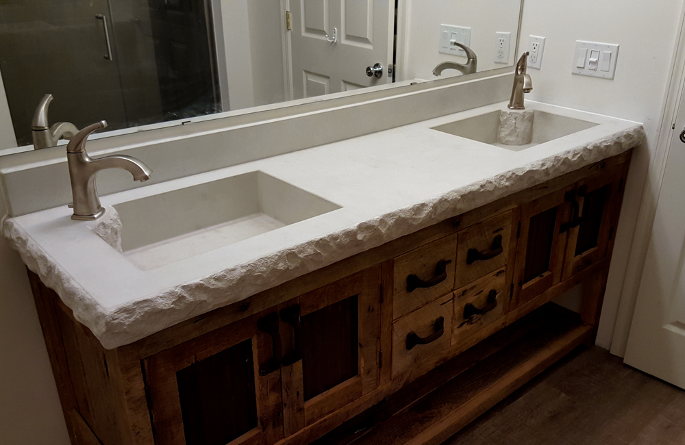 Concrete Sinks for Use
