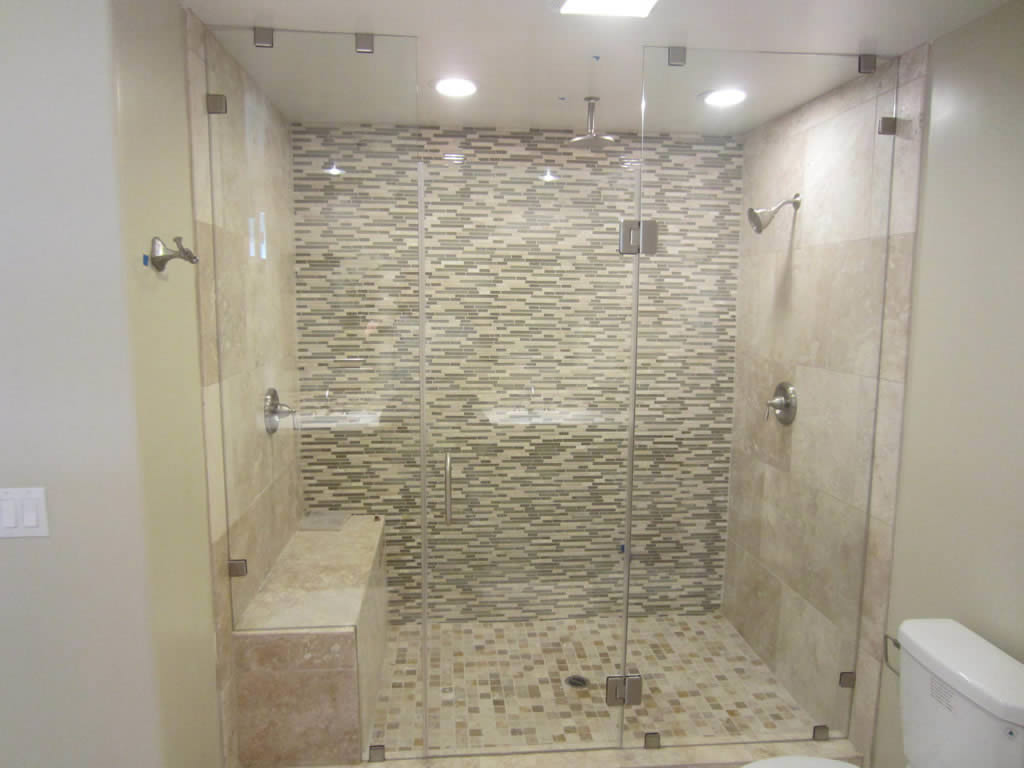 DIY Shower Areas