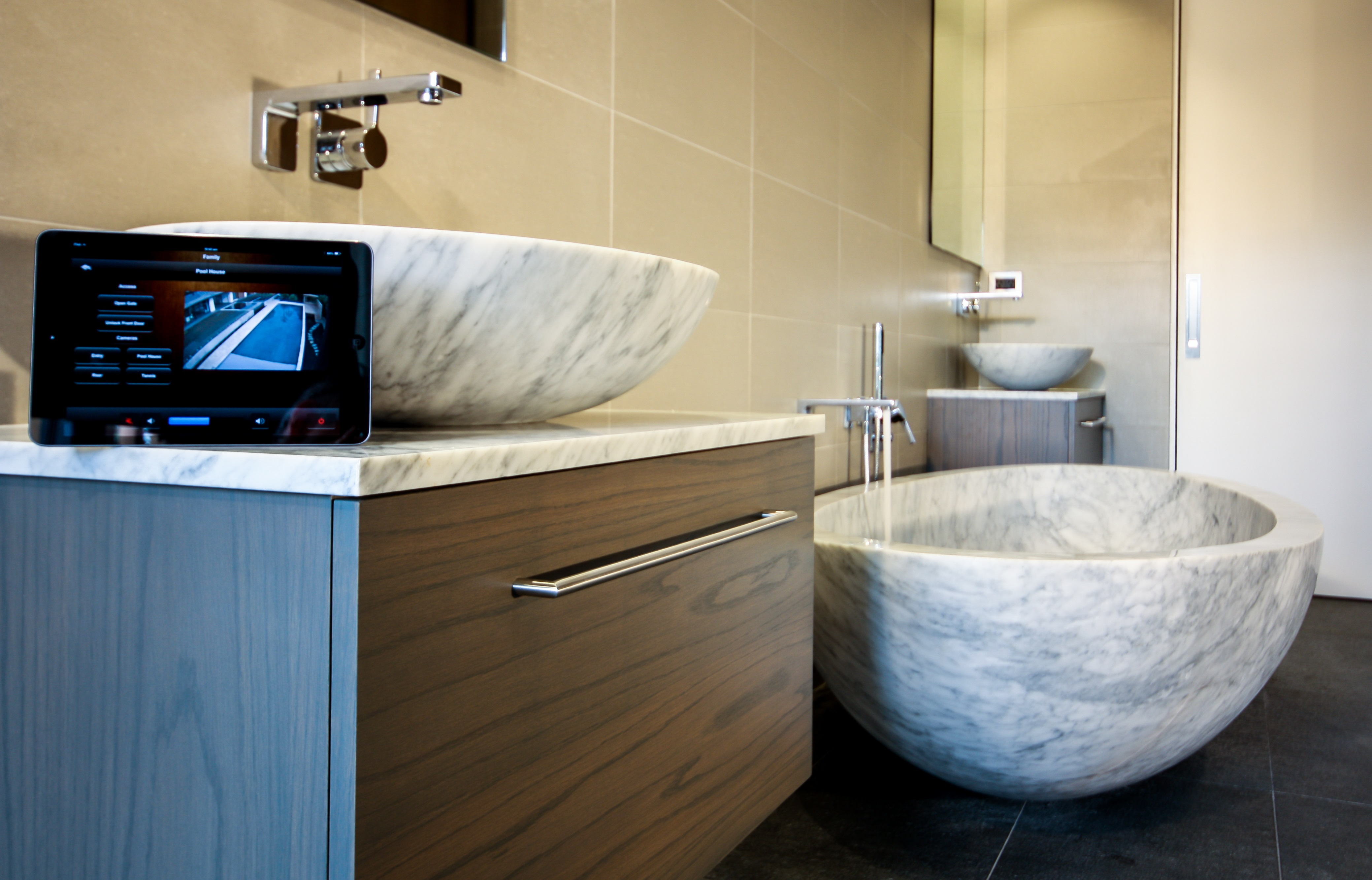 Different Electronics for Bathrooms